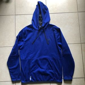 Champion Blue Hoodie Sweater